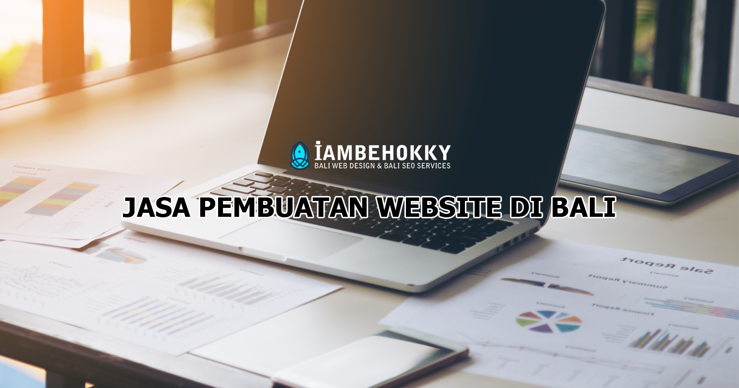 Jasa Pembuatan Website di Bali  BALI WEB DESIGN