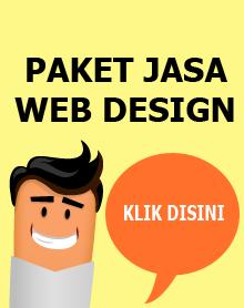paket jasa web design