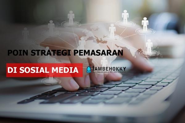 pemasaran di social media