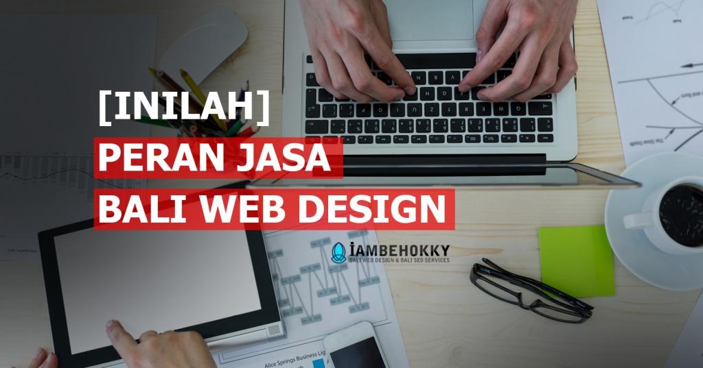 peran jasa bali web design