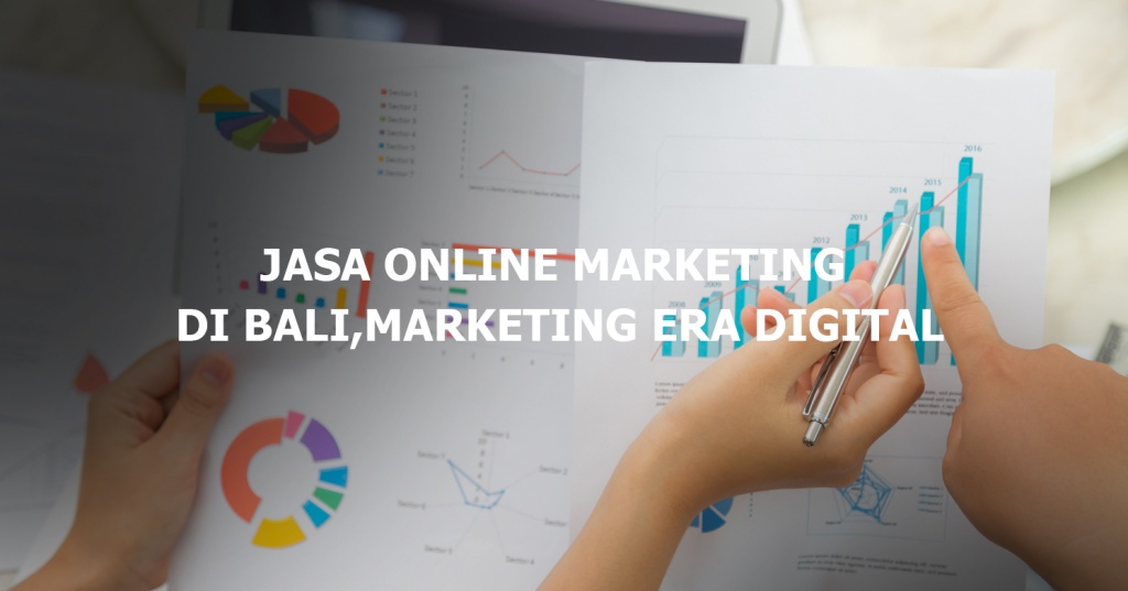 Jasa online marketing di Bali