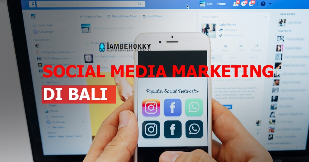 Social Media Marketing di Bali