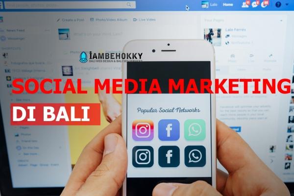 Social Media Marketing di Bali